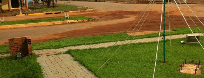 Santa Rita do Trivelato is one of Mato Grosso.