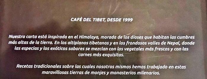 Café del Tíbet is one of cuadrodemando : понравившиеся места.