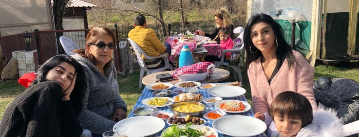 Efe Köy Kahvaltısı Ve Çay Bahçesi is one of สถานที่ที่ Onur ถูกใจ.