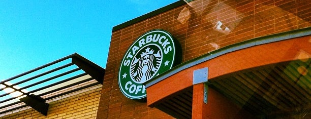 Starbucks is one of Steven's Liked Places.