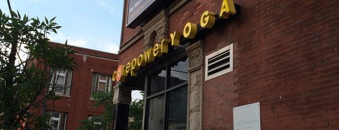 CorePower Yoga is one of Melissa'nın Beğendiği Mekanlar.