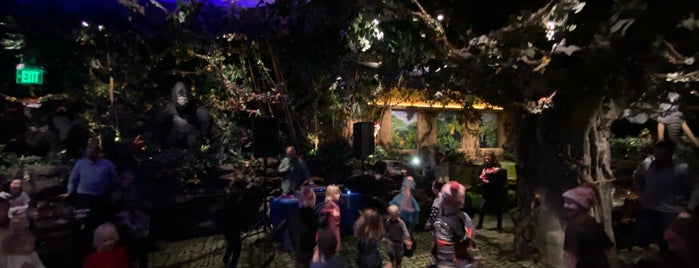 Rainforest Cafe is one of Mn.