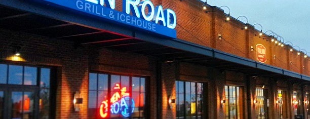 Open Road Grill & Icehouse is one of D.C.