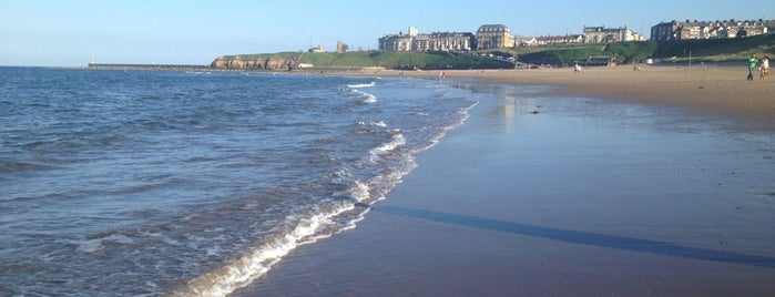 Tynemouth Longsands is one of UK14.
