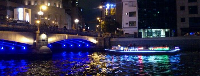 難波橋 is one of 日本夜景遺産.