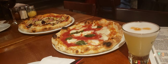 Domani Pizzeria Bar is one of Best Pizza.