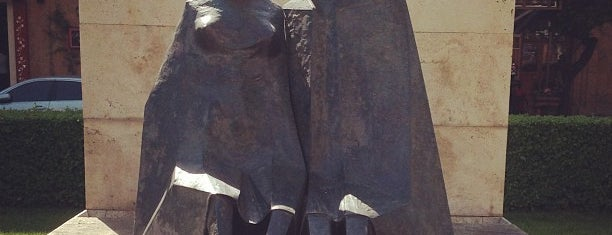 Cafesjian Sculpture Garden | Գաֆէսճեան քանդակների պարտեզ is one of Армения.