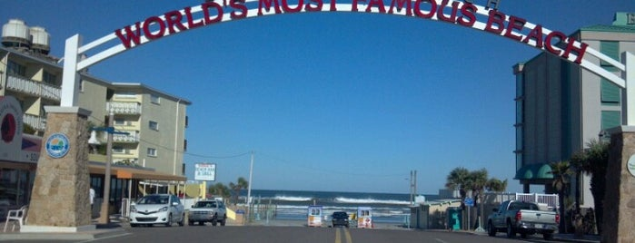 City of Daytona Beach is one of Florida List.