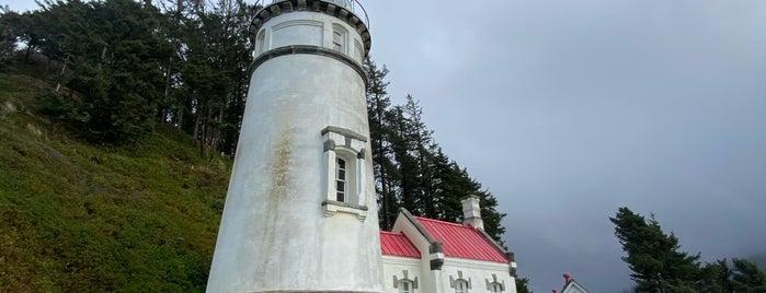 Heceta Head Lighthouse is one of Portland / Oregon Road Trip.