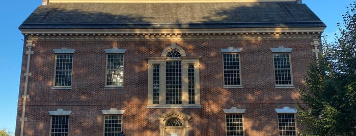 The Old State House is one of USA Delaware.