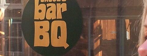 Jacob´s Bar BQ is one of Århus.