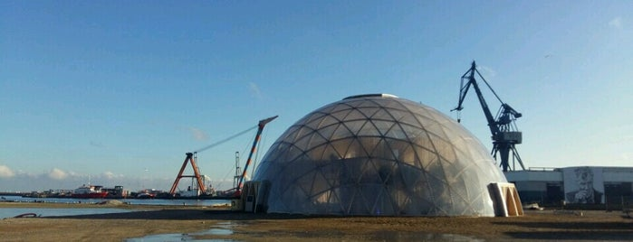 Dome Of Visions is one of {One day in Aarhus}.