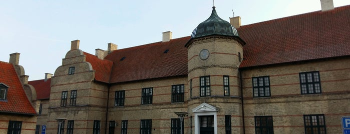 Museum Ovartaci is one of Aarhus.