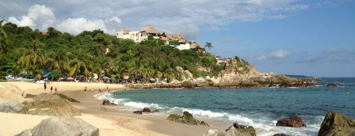 Playa Manzanillo is one of Lugares favoritos de Pelón.