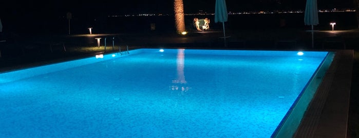 Akra Barut Fitness Center is one of Dilayさんのお気に入りスポット.