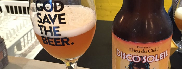 GOD SAVE THE BEER. is one of 2017 - Prioridades.