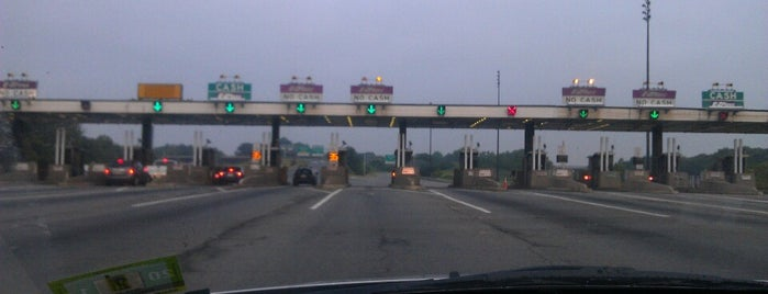 NJ Turnpike at Exit 11 is one of New Jersey highways and crossings.