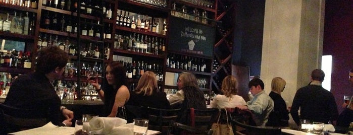 Rumours Wine Bar is one of Lugares favoritos de Krissy.