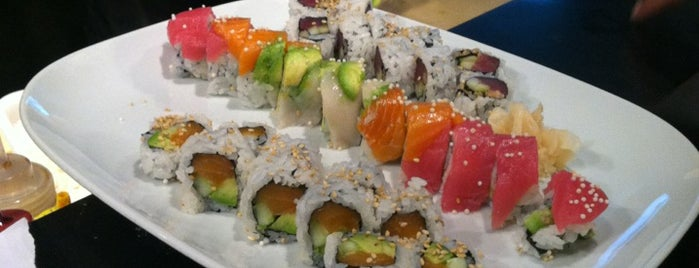 Sushi Song is one of Broward.