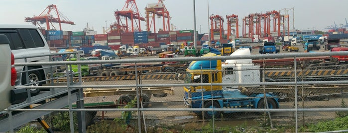 Manila International Container Terminal (MICT) is one of Recorded.