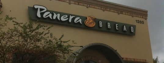 Panera Bread is one of Posti salvati di Kim.