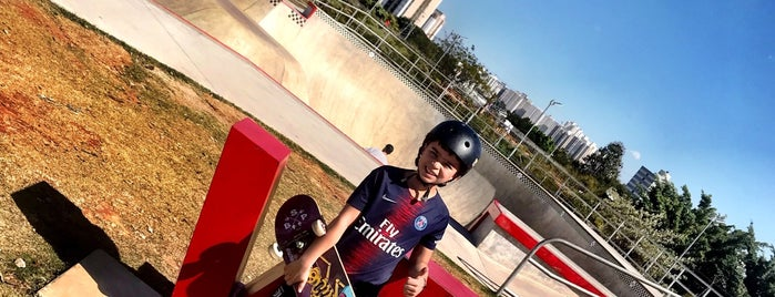 Vans Skatepark São Paulo is one of Deiseさんのお気に入りスポット.