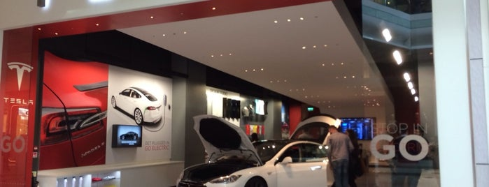 Tesla Motors is one of Sさんのお気に入りスポット.