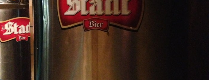 Stadt Bier is one of Lugares favoritos de Denise.