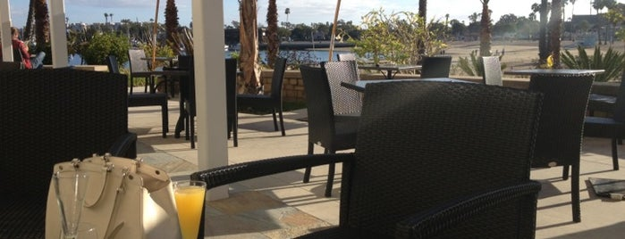 The 15 Best Places With Plenty Of Outdoor Seating In Marina