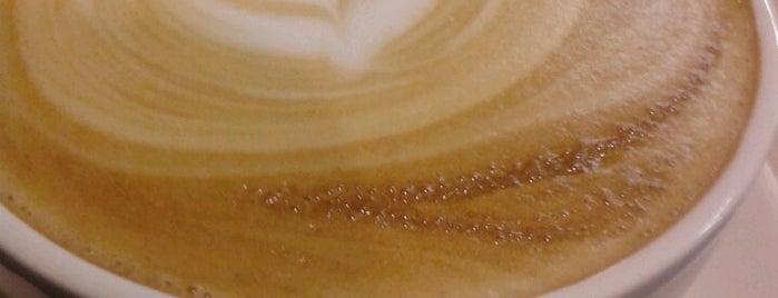 Cafe is one of Lugares favoritos de Raphaël.