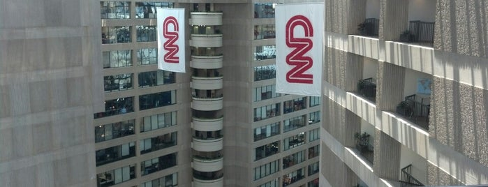 Omni Atlanta Hotel at CNN Center is one of Places to Stay: ASAE 2013.