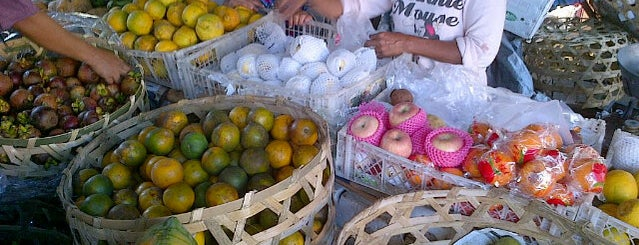 Pasar Klungkung is one of Bali.