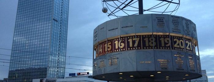 Alexanderplatz is one of Berlin 2013.