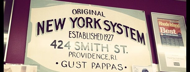 Original New York System is one of NE road trip.
