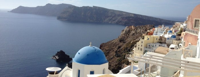 Oia is one of Hopefully, I'll visit these places one day....