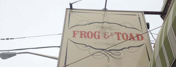 Frog & Toad is one of PVD.