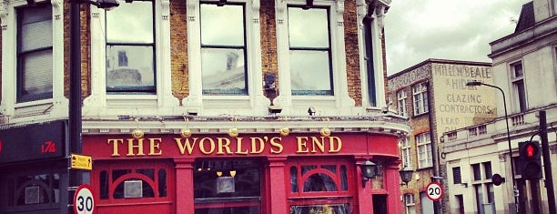 The World's End is one of Inglaterra.