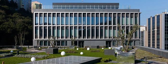 Doğuş Holding is one of Türkiye Mimarlık Yıllığı 2012.
