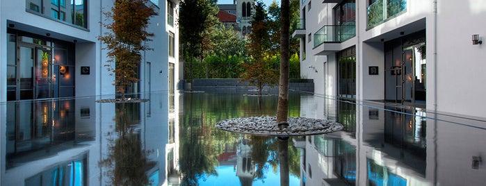 Tekfen Bomonti Apartmanları is one of Türkiye Mimarlık Yıllığı 2012.