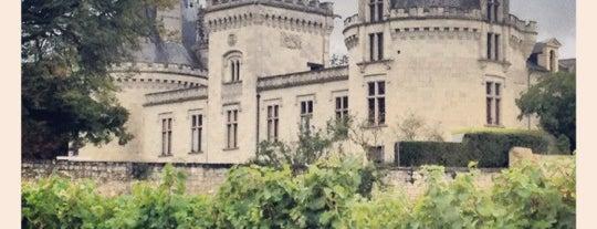 Château de Brézé is one of Posti salvati di Eric T.