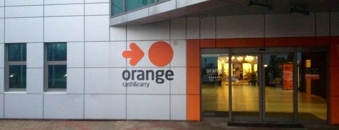 Orange Cash & Carry is one of ugur'un Beğendiği Mekanlar.