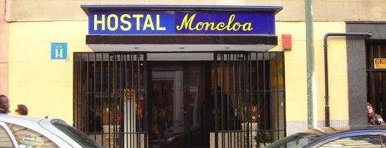 Hostal Moncloa is one of Los mejores hoteles y hostales de Madrid.