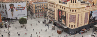 Plaza del Callao is one of Ocio, Cultura y Arte de Madrid.