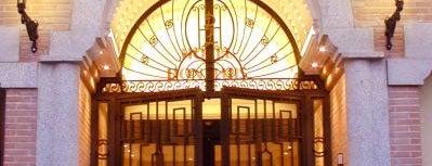 Hotel Don Luis is one of Los mejores hoteles y hostales de Madrid.