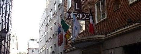 Hotel México is one of Los mejores hoteles y hostales de Madrid.