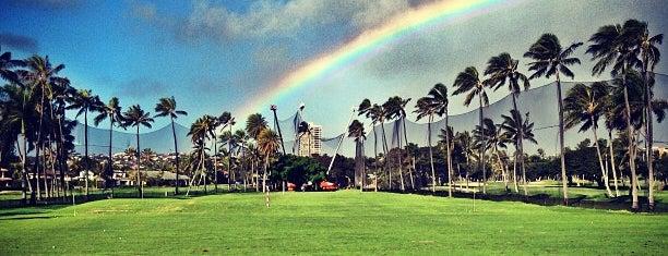 Waialae Country Club is one of Oahu.