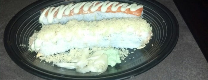 Bendoya Sushi Bar is one of Downtown Lunch Grind.