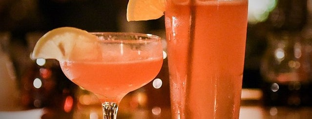 25 Top Cocktail Bars in NYC