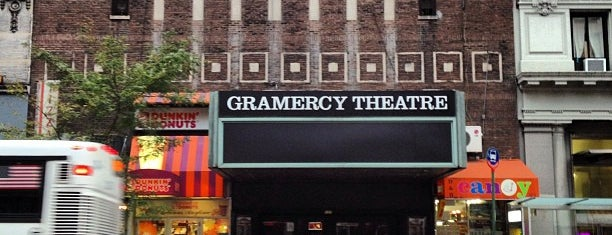 Gramercy Theatre is one of Music Venues.