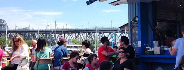 Go Fish is one of Favorite Spots in Vancouver.